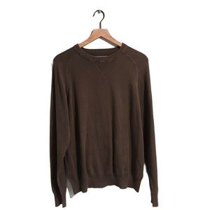 EUC Aeropostale Compagnie Generale Cotton Sweater